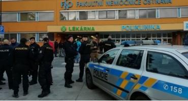 Napadač ubio šestero ljudi u bolnici u Češkoj