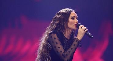 Na koncertu u zagrebačkoj Areni Severina izmolila 'Oče naš'
