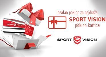 IDEALAN POKLON Sport Vision Gift Card