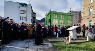 U Goraždu obilježena godišnjica stradanja Drinskih mučenica