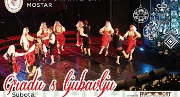 Tradicionalni božićni koncert 'Gradu s ljubavlju'