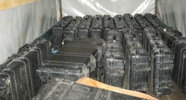Pripadnici GPBiH spriječili pokušaj krijumčarenja vojnom opremom