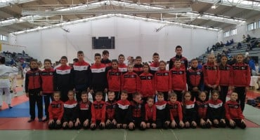 JK Hercegovac je uvjerljivo najbolja ekipa turnira, 33 medalje i 10 pehara