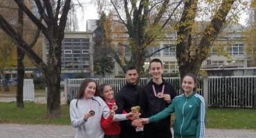 Odličan nastup na ekipnom Prvenstvu Hrvatske za karate Klub Široki Brijeg