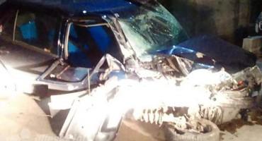 VOŽNJA U PIJANOM STANJU Bježao od policije pa udario u parkirano vozilo
