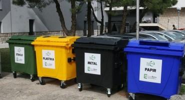 Trebinje: Počele pripreme za selektivno prikupljanje otpada