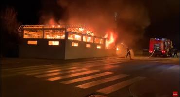 Jedan od najstarijih restorana u potpunosti izgorio u Makarskoj