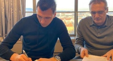 Mario Mandžukić ima novi klub!