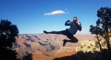 Fotografija godine djelo je mostarskog studenta: Mario Matuka na lokaciji Grand Canyon