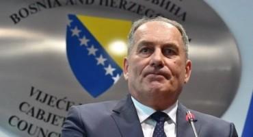 Meketić: Ovo je za mene iznenađujuća odluka Predsjedništva, ugrožava se sigurnost države