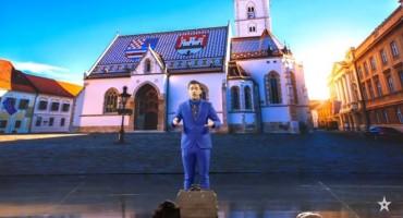 Zamislite da sam s Louis Vuitton tašnom ostao stajati u Čapljini