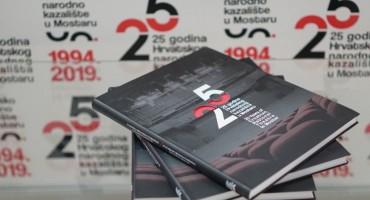 Predstavljanje monografije o Hrvatskom narodnom kazalištu u Mostaru