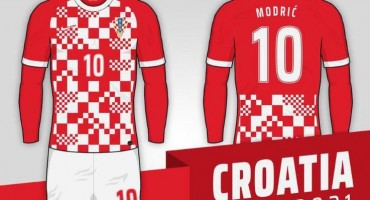 Navijači Hrvatske razočarani izgledom novog hrvatskog dresa