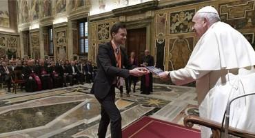 Papa katoličkim poduzetnicima: 'Odgajajte svijet rada u novom stilu'