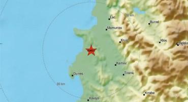 Novi potres pogodio je jutros Albaniju