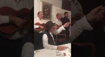 Anto Nobilo 'kitio' s 200 eura na partizansku pjesmu
