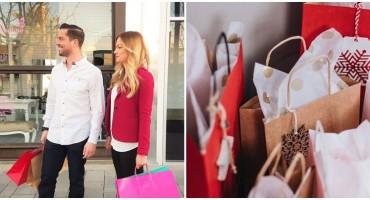 Vašoj boljoj polovici je shopping vrsta druženja i relaksacije
