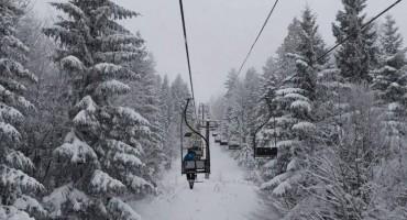 Na Bjelašnici i Igmanu visina snijega 26 i 20 cm