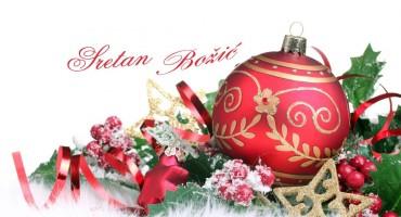 Na dobro Vam došao Božić i porođenje Isusovo