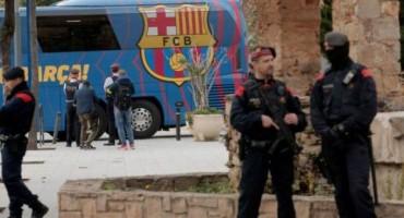 EL CLASICO Više od 1.000 policajaca i zaštitara pred stadionom Camp Nou