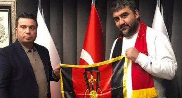 Umit Ozat novi trener NK Čelik
