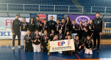 Karate klub Široki Brijeg najuspješniji klub u Hercegovini