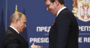 Srbija dobilla potporu Rusije u rješavanju kosovskog pitanja