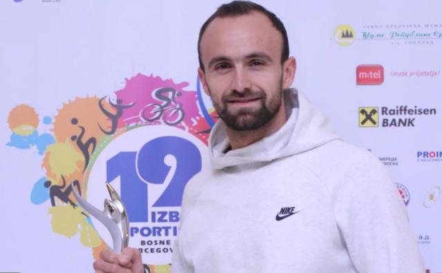 Amel Tuka i Larisa Cerić najbolji u 2019. godini