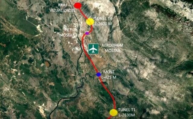 Objavljen natječaj za izgradnju dionice Tunel Kvanj- Buna