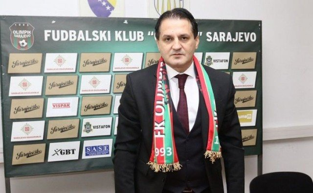 DARKO VOJVODIĆ Olimpik će sljedeće sezone igrati Premijer ligu BiH