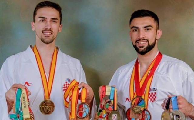 Braća Kvesić iz Širokog Brijega nižu pobjede u klubuKK Hercegovina – Zagreb