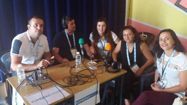 Kupres: Josip Ivić Rašo je spiker i voditelj na radiju, a mnogi slušatelji ne znaju da je slijep