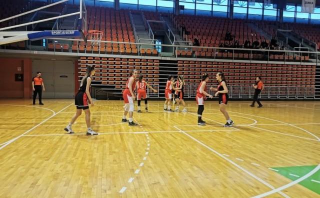 Košarkašice Zrinjskog 2010 slavile u Zenici