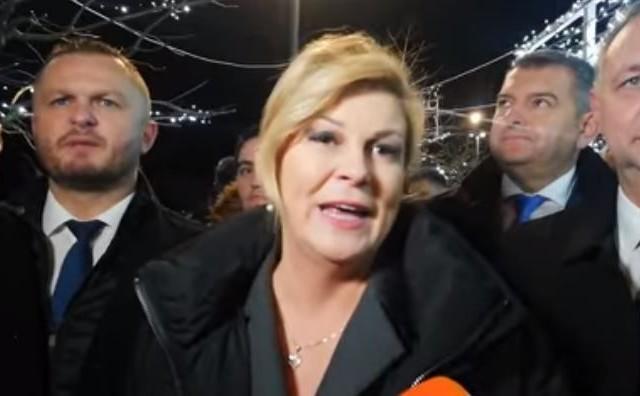 Hrvati u BiH najviše glasova dali Kolindi Grabar Kitarović