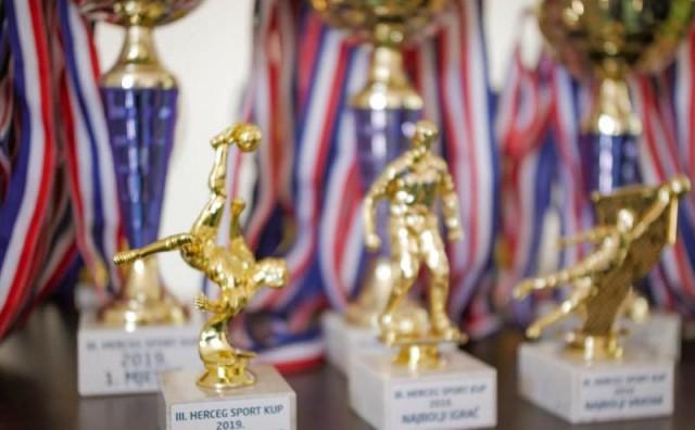 HNK Grude osvojile Herceg Sport Kup 2019. u uzrastu U8