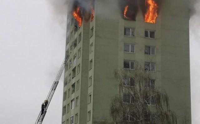 Petero mrtvih u eksploziji plina u stambenoj zgradi u Slovačkoj