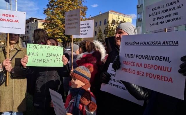 Oštra osuda upotrebe sile nad aktivistima i aktivisticama u Mostaru