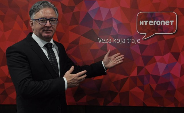 Vilim Primorac, predsjednik Uprave HT ERONET-a Ispunili smo planirano i najavili novi smjer komunikacije