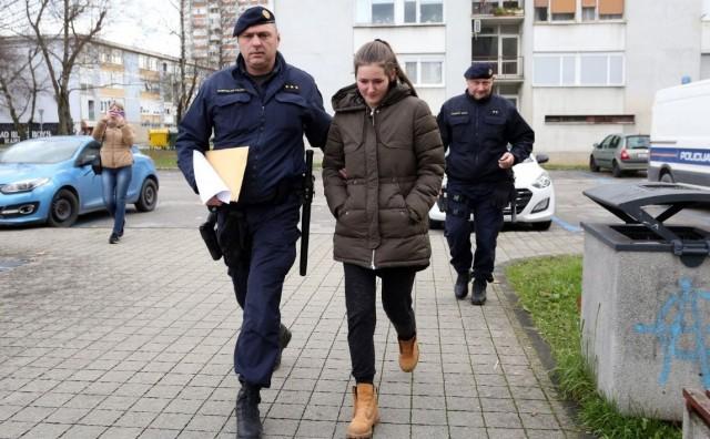Istražni zatvor 19-godišnjakinji koja je pregazila policajca