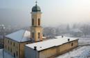 Obnova nacionalnog spomenika, visočkog Hrama Svetog Prokopija