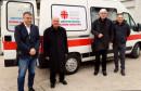 Mostarski Caritas dobio sanitetsko vozilo