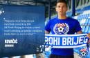 ŠIROKI OSTAO BEZ STANDARDNOG BRANIČA Dominik Kovačić potpisao za Lokomotivu