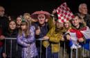 Više od 10.000 ljudi na spektakularnom dočeku u Mostaru
