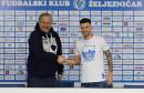 Bivši igrač Zrinjskog potpisao za Željezničar