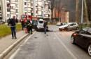 ZAUSTAVLJEN PROMET KROZ JABLANICU Dogodila se prometna nesreća