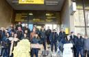 Nezavisni sindikat djelatnika HP-a Mostar održao jednosatni štrajk upozorenja