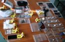 VELIKA AKCIJA POLICIJE Pretresom obiteljske kuće pronađena droga, uhićene dvije osobe