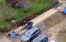 LJEPŠI MOSTAR U Zagrebačkoj ulici radovi na asfaltiranju parkinga i pješačke staze