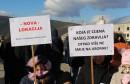 NOVI PROSVJED Građani ponovno pred Uborkom, uskoro nova blokada odlagališta