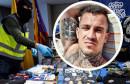 TRGOVINA DROGOM Uhićen Stefan Milojević koji je navodno vođa kriminalne bande
